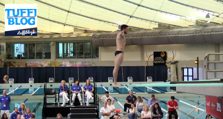 FINA Diving GP: Calgary - out in eliminatoria Tocci e Chiarabini