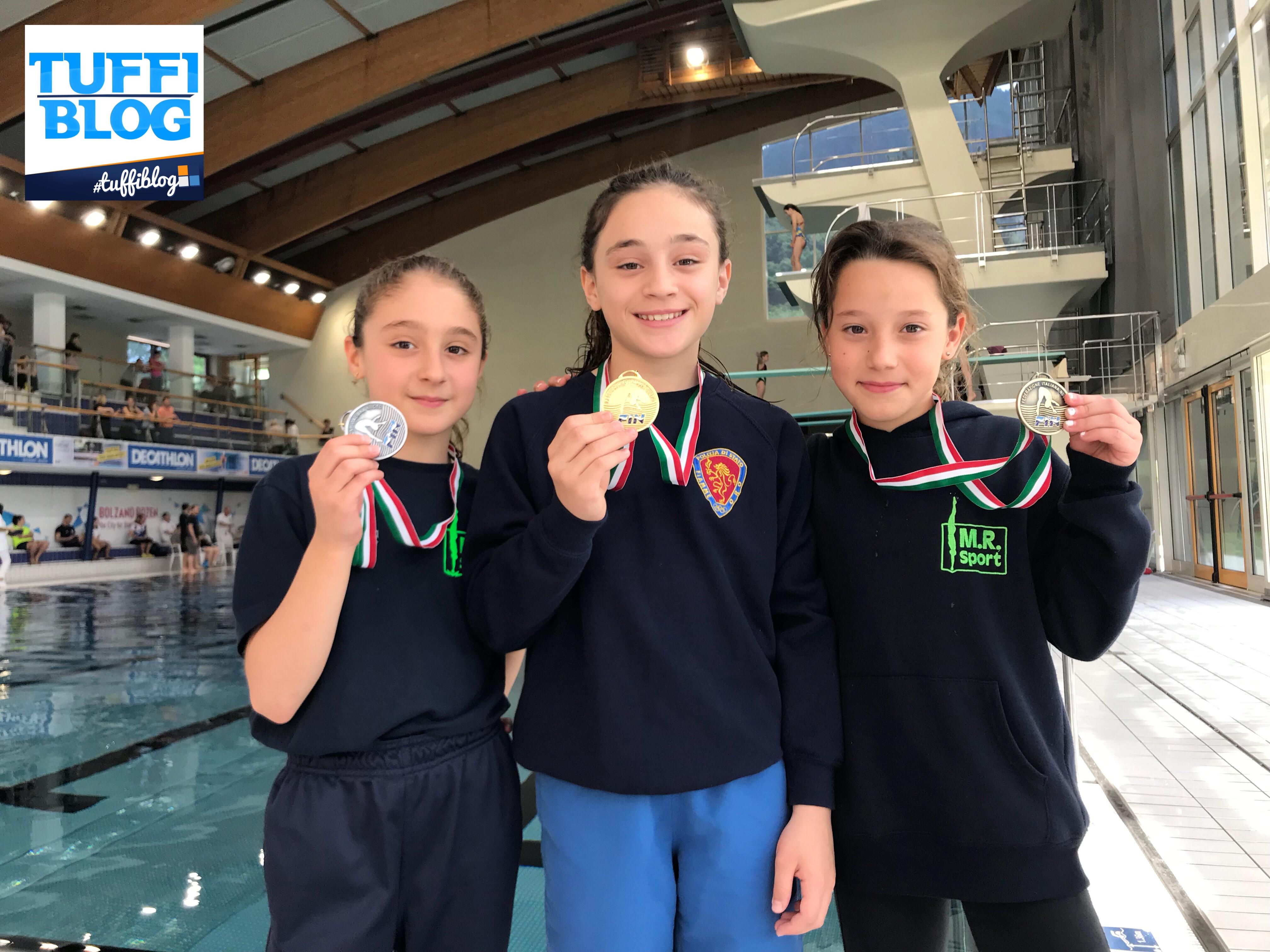 2ª Prova Trofeo Giovanissimi: Bolzano - I risultati della 1ª giornata.