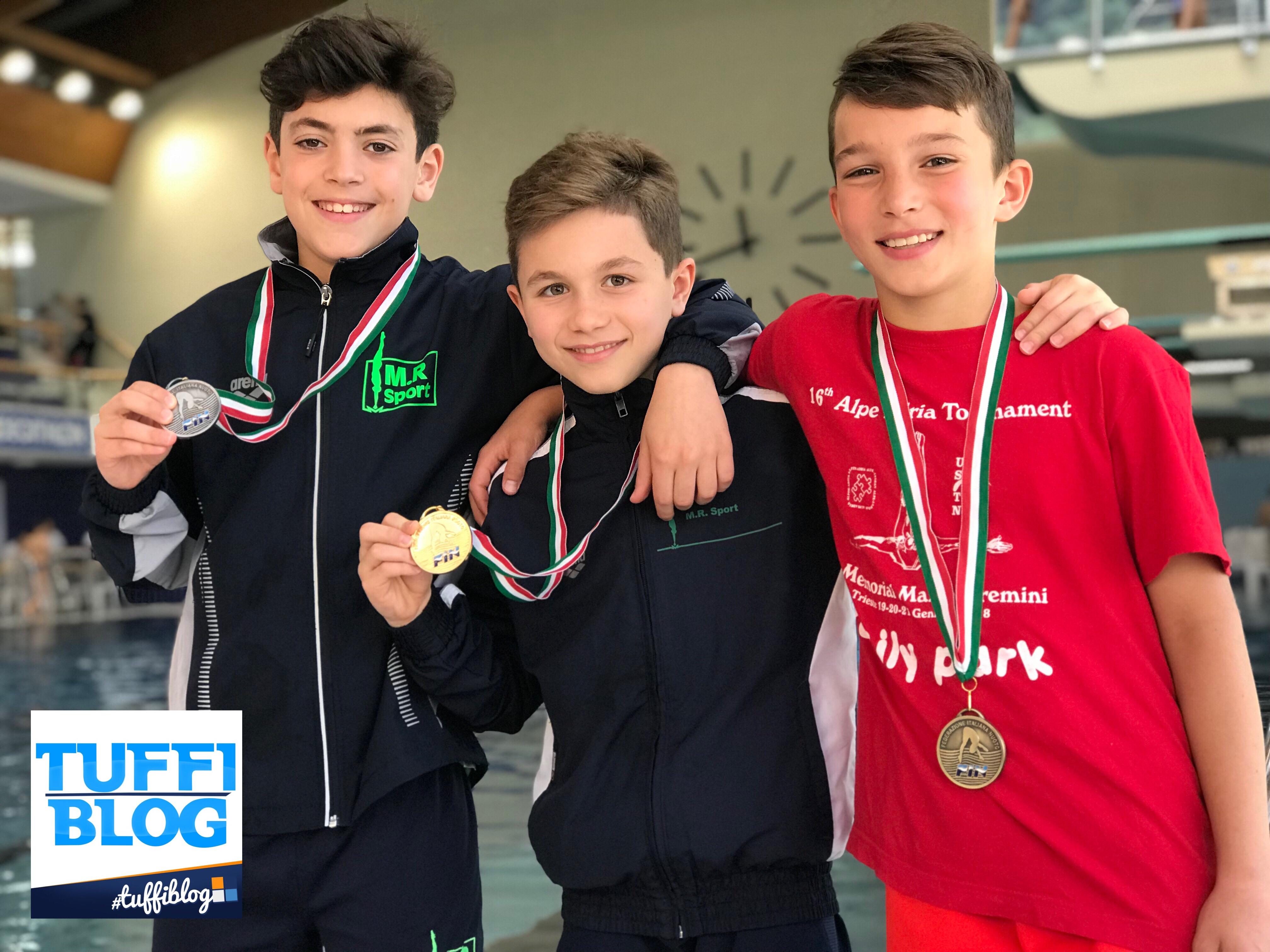 2ª Prova Trofeo Giovanissimi: Bolzano - La giornata conclusiva.