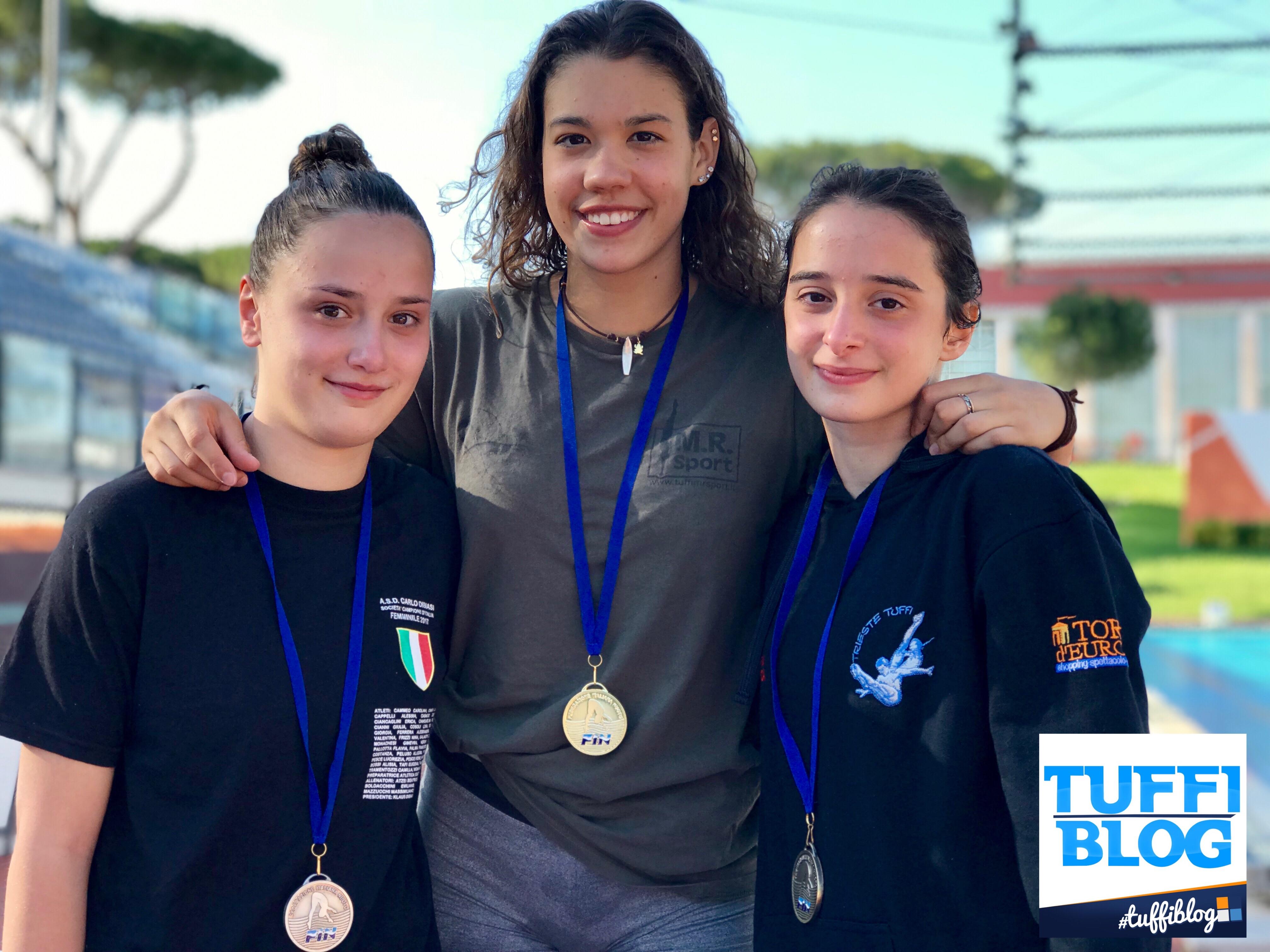 Atleti Azzurri: Roma - nel pomeriggio vincono Volpe, Vittorioso e Biginelli.