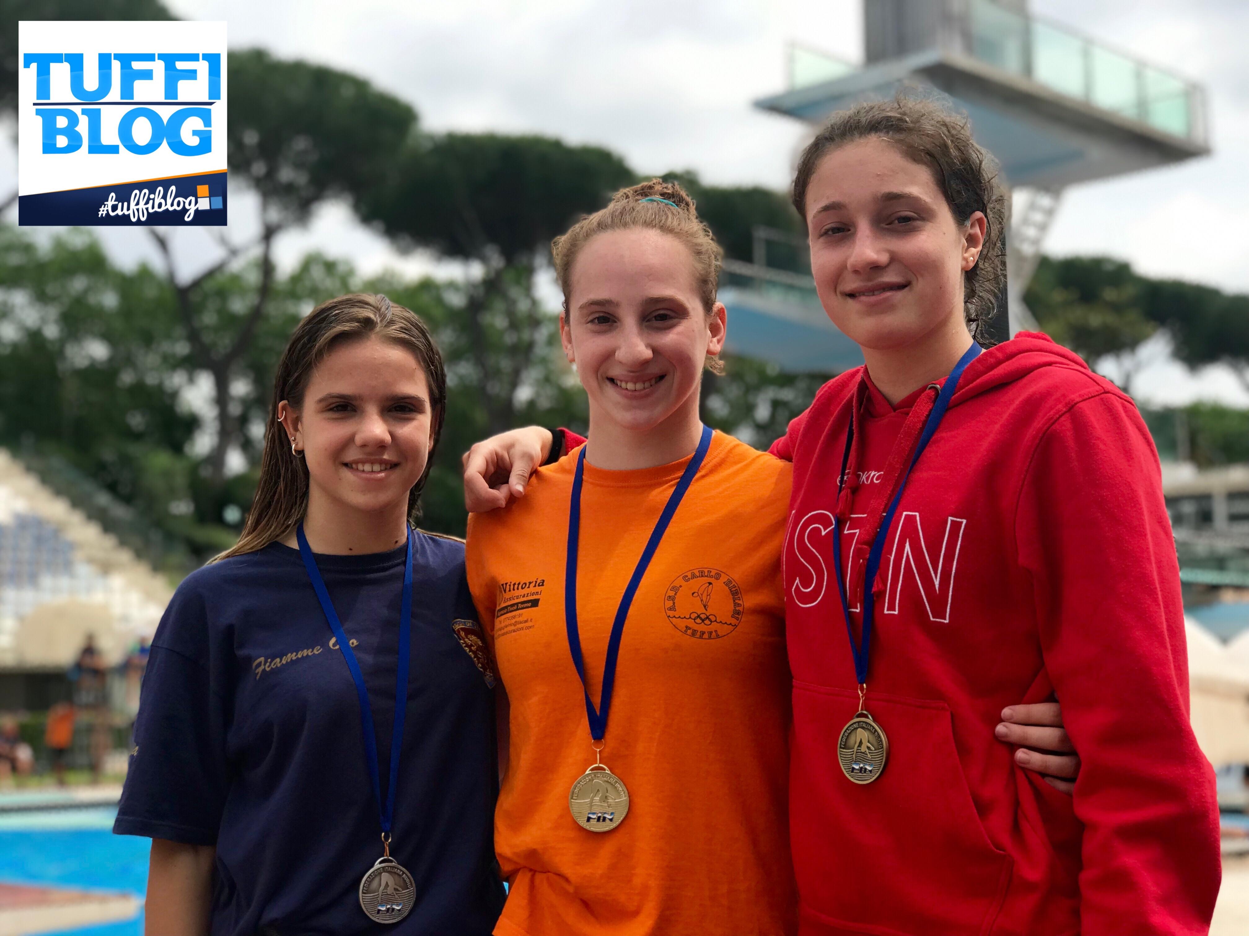Atleti Azzurri: Roma - Si chiude con Neroni, Volpe e Vittorioso