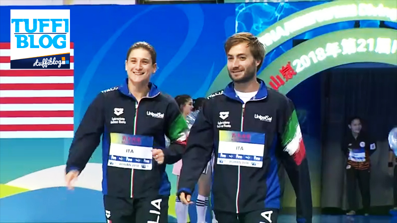 Rip-It: Coppa del Mondo, i qualificati alle FINA Diving World Series 2019!