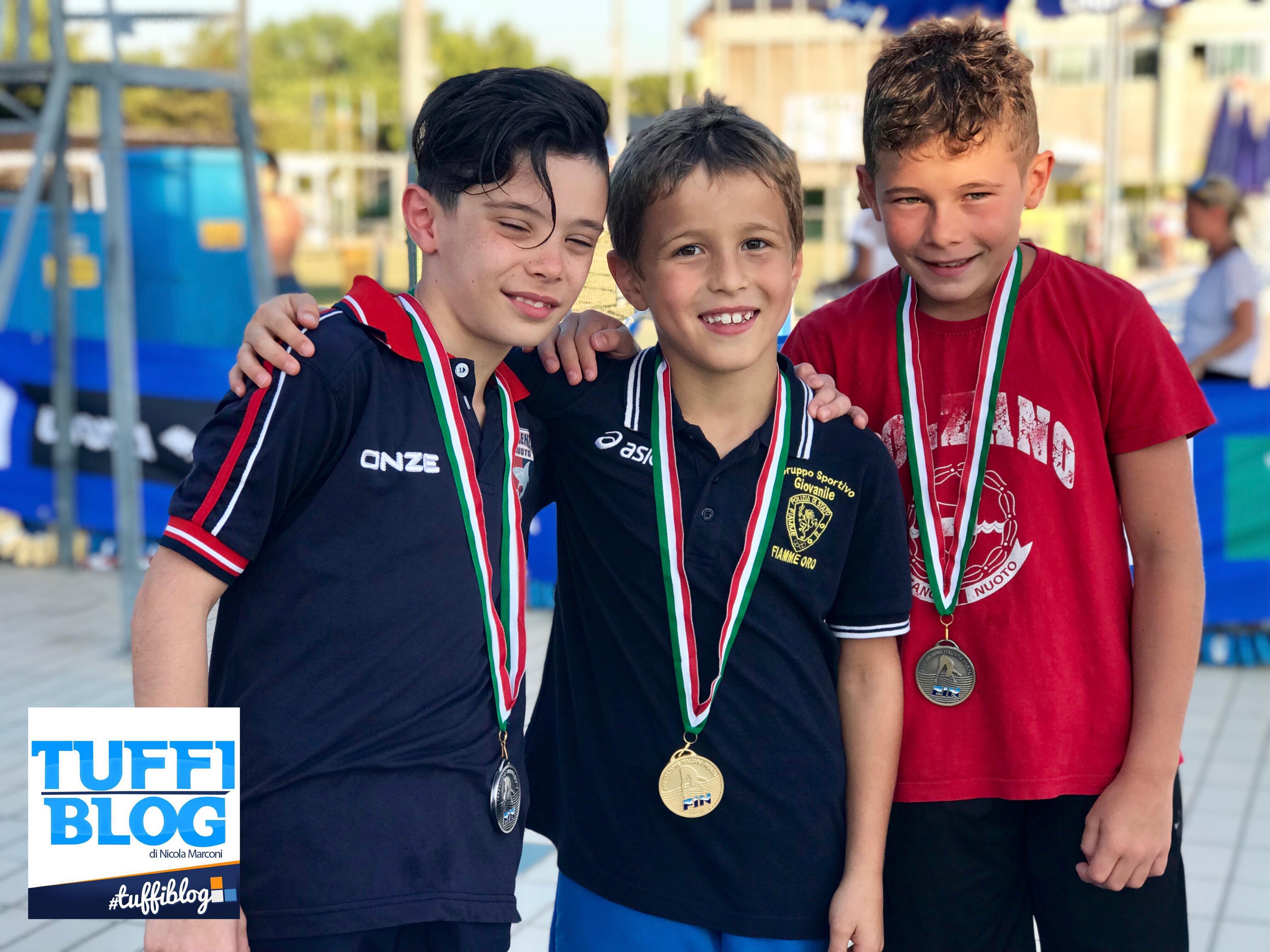 Finale Trofeo Giovanissimi: Riccione - i risultati della 1ª giornata.