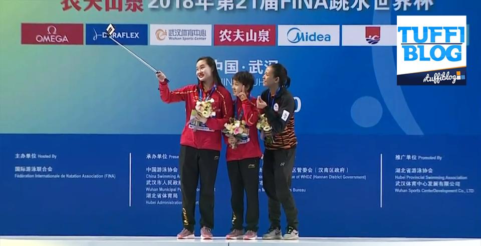 Coppa del Mondo: Wuhan – Zhang Jiaqi, la predestinata!