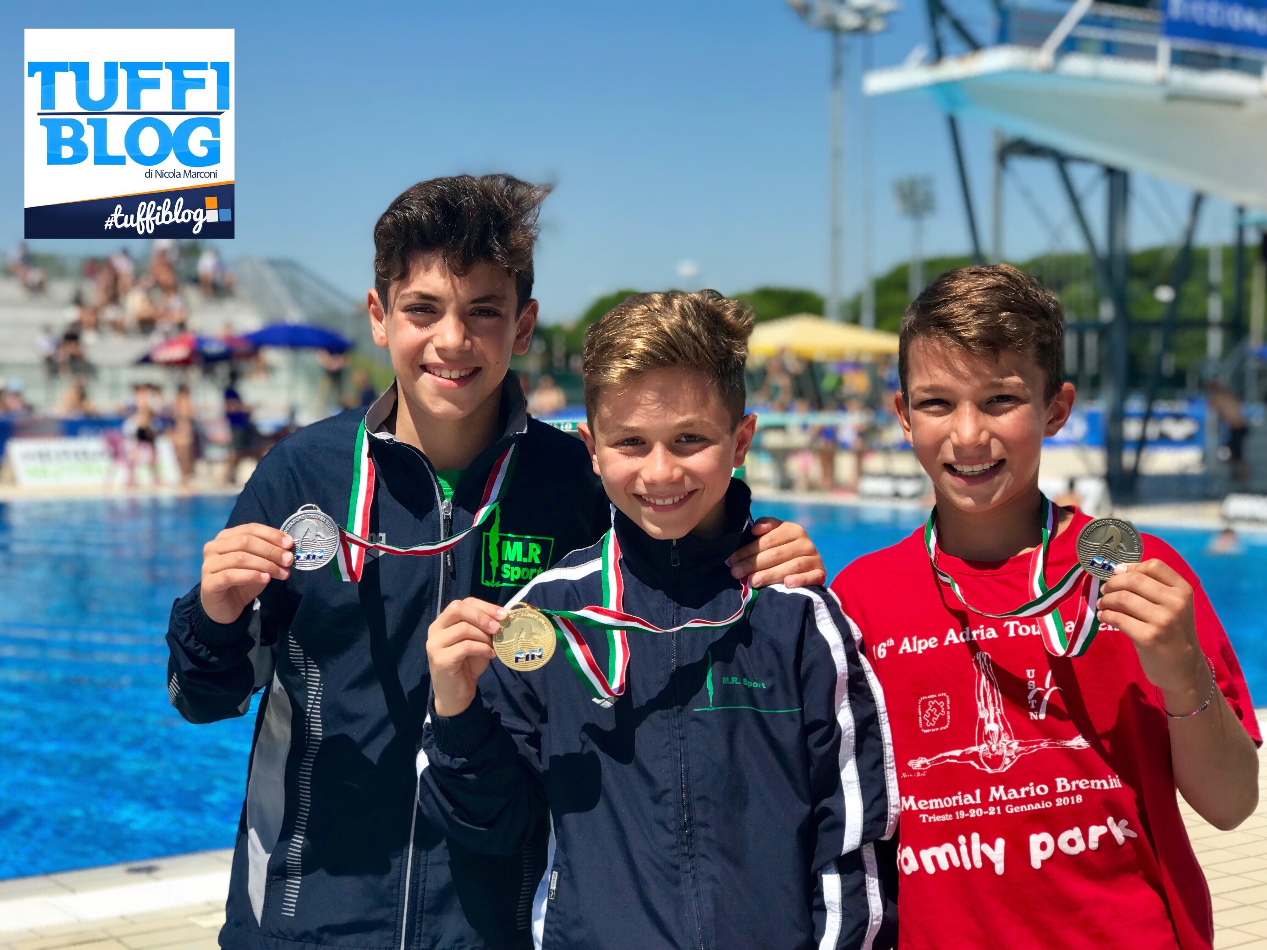 Finale Trofeo Giovanissimi: Riccione - I risultati della 2ª giornata di gare.