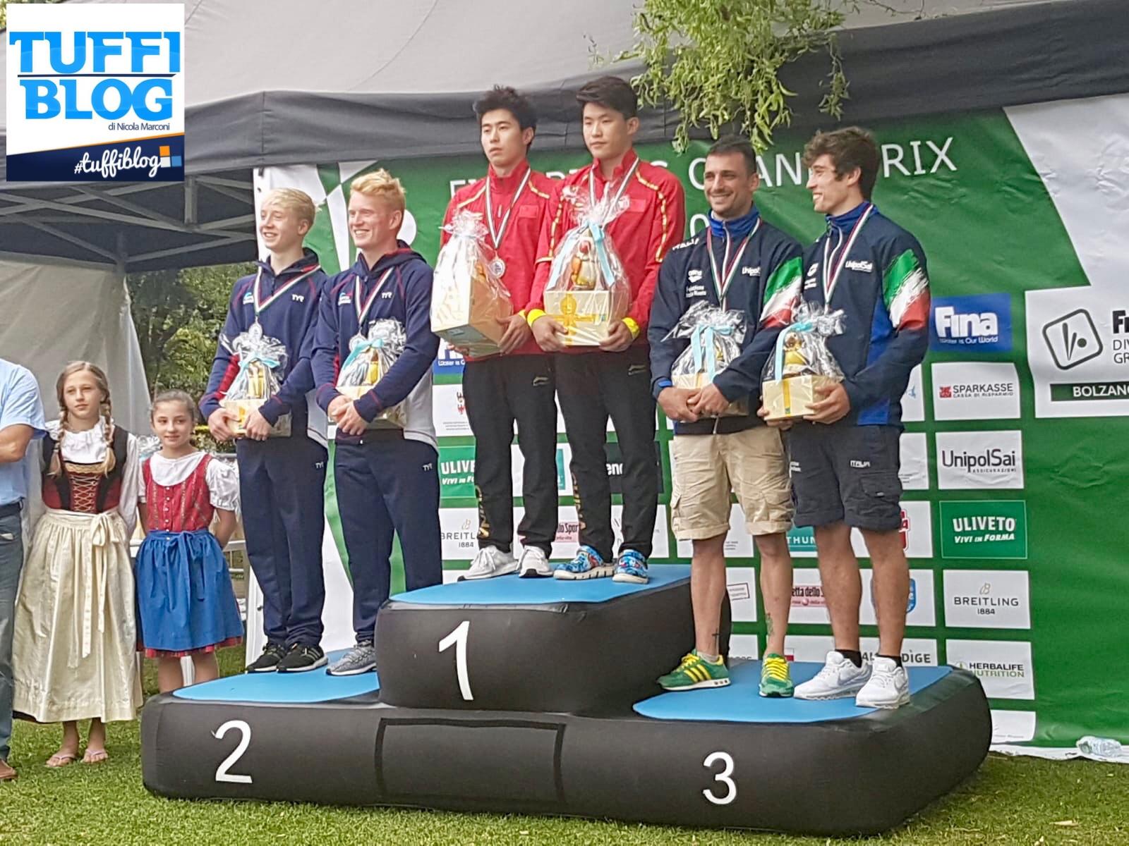 Fina GP: Bolzano - Arriva la 1ª medaglia azzurra!