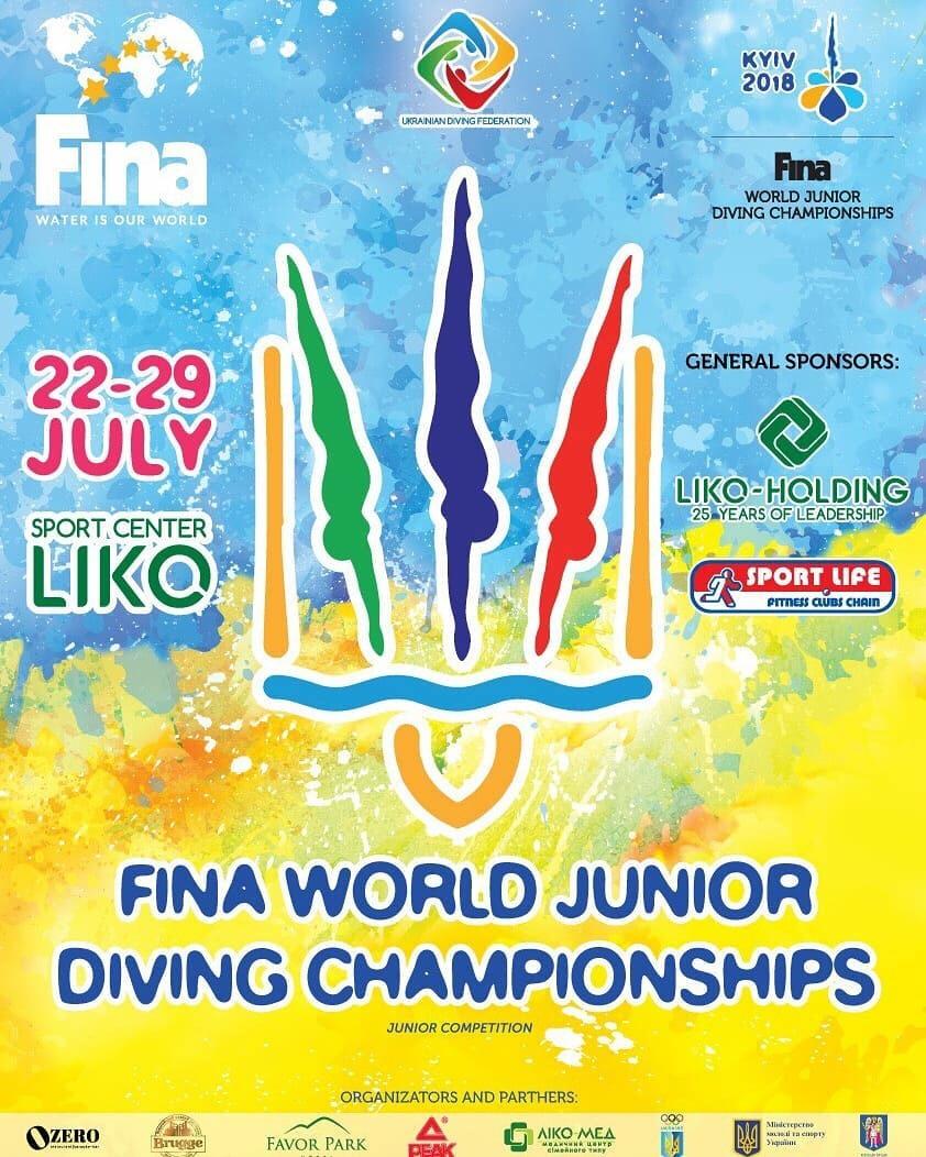 Campionati Mondiali Giovanili: Kyiv - tutto ció che c'é da sapere!