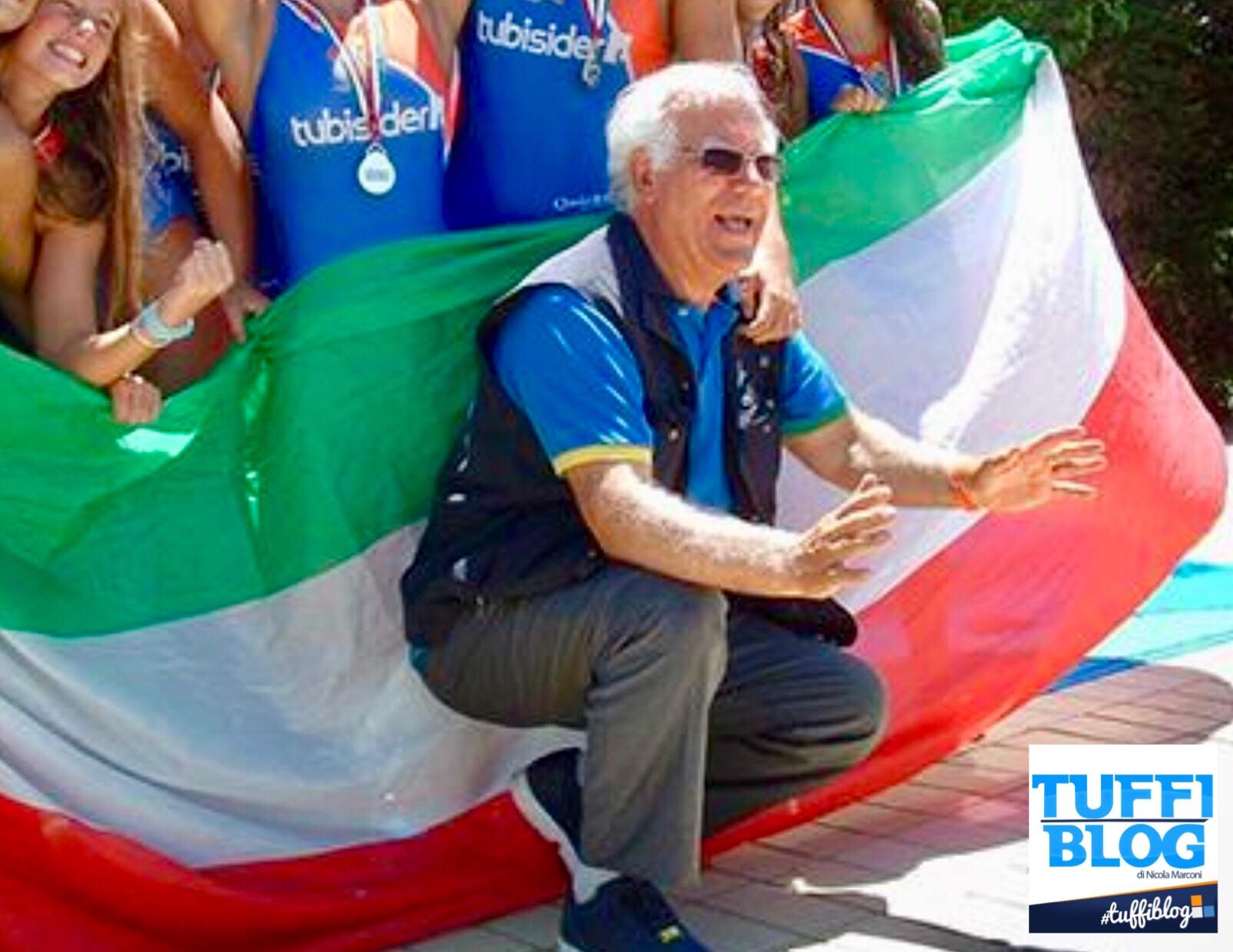 NewSplash: Ci ha lasciato Giancarlo Manna.