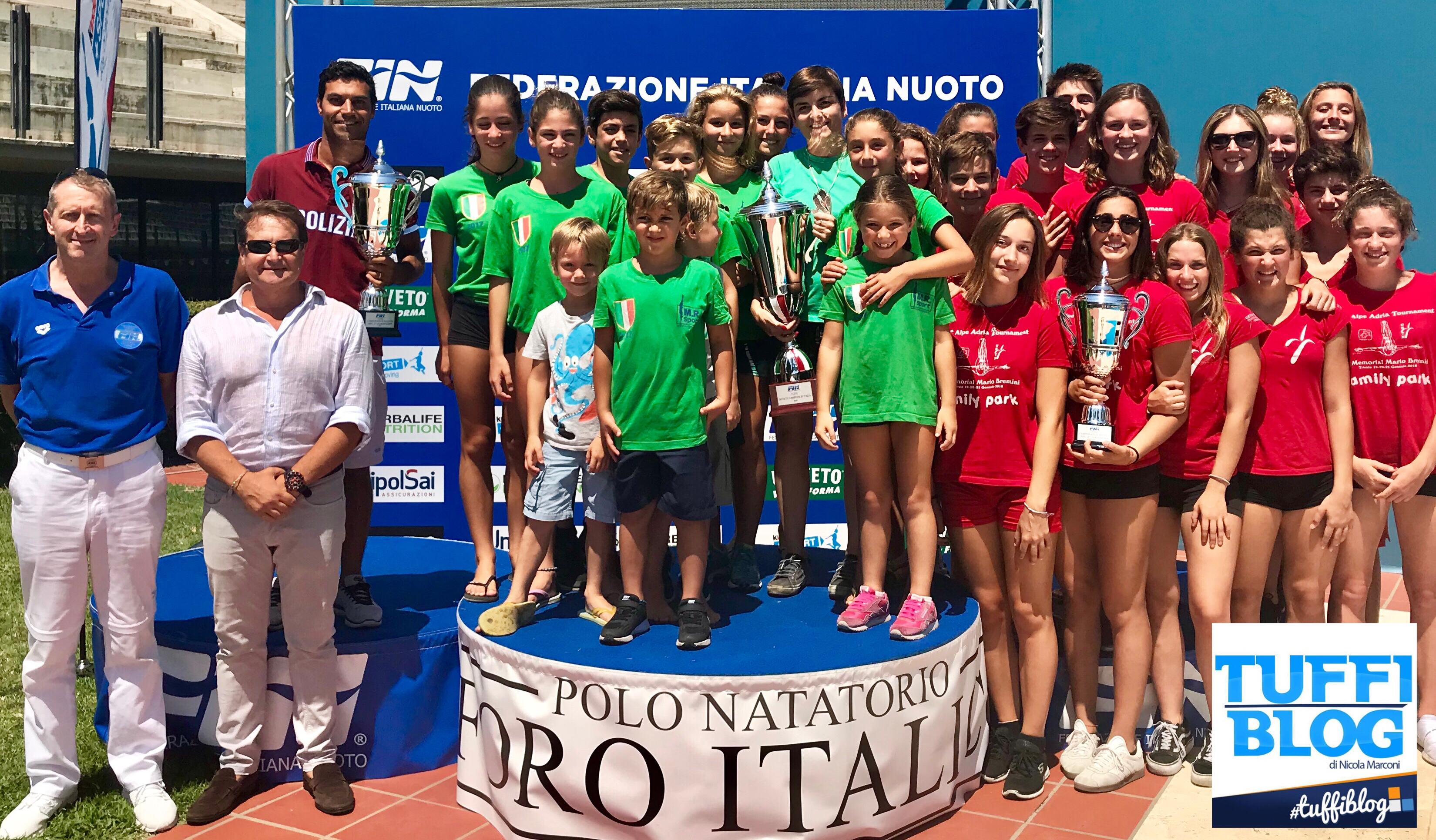 Categoria Estivi: Roma - ultimi titoli a Mion, Alessio e Fonda. MR Sport pigliatutto!