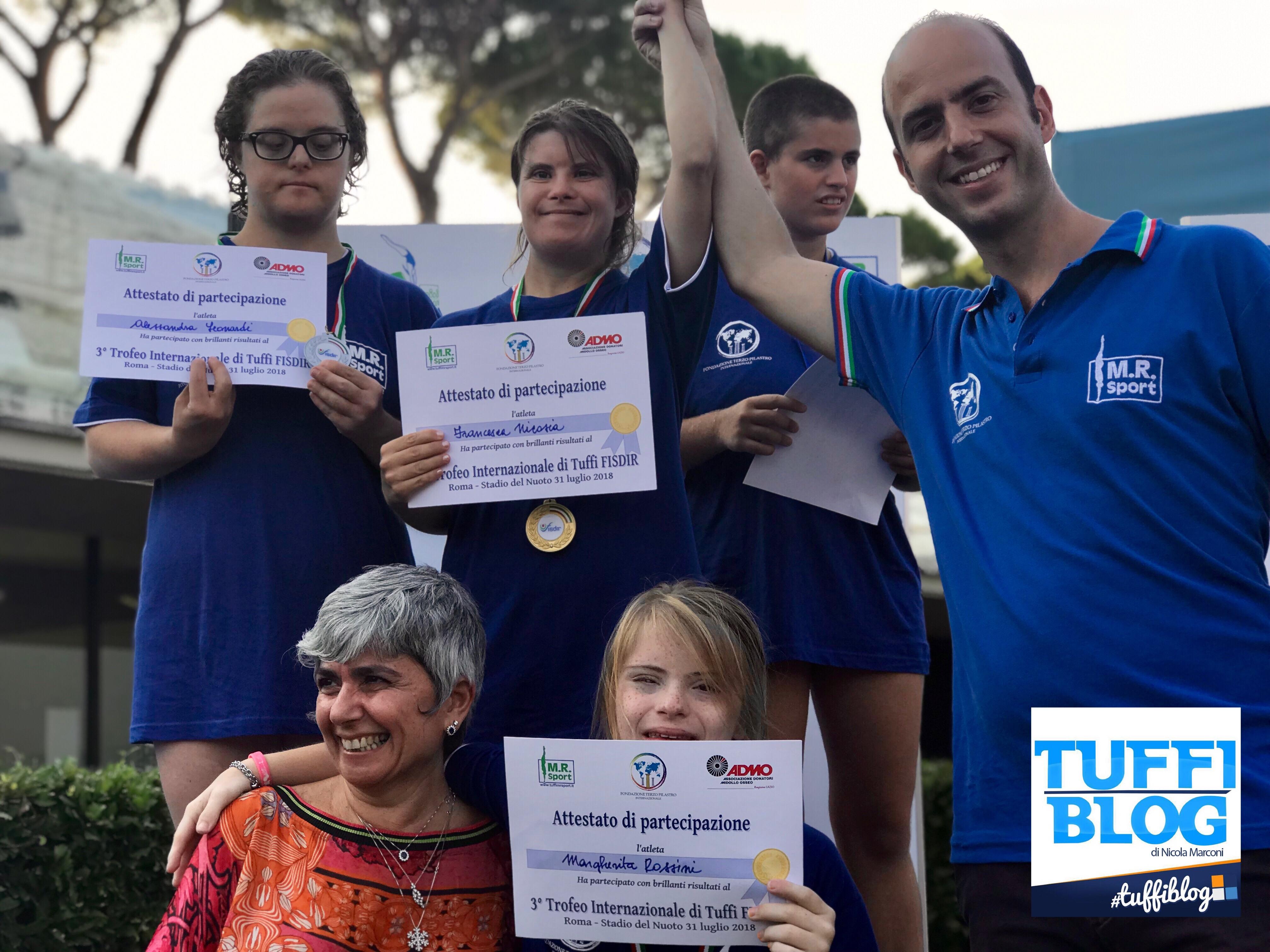 3º Trofeo Fisdir: Roma - I vincitori!