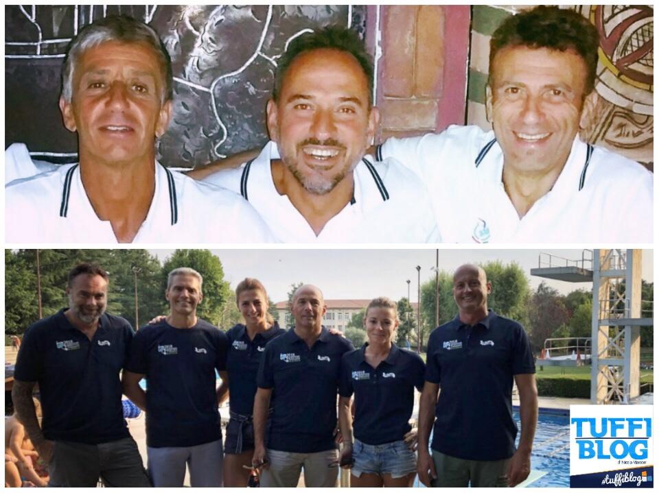 Europei Master: Jesenice - la squadra azzurra e il programma delle gare.