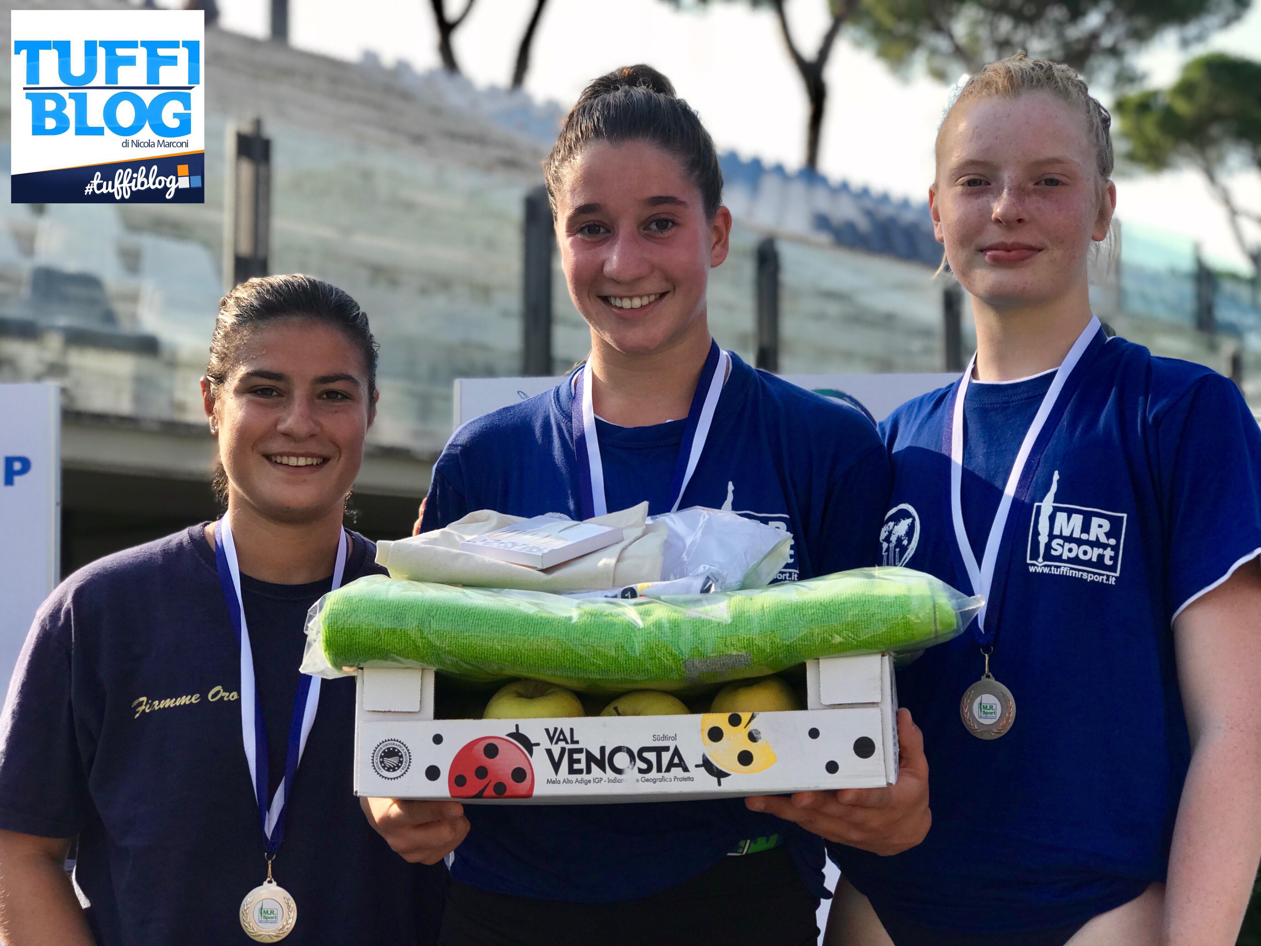 Roma Junior Diving Cup: tutti i risultati di mercoledì!