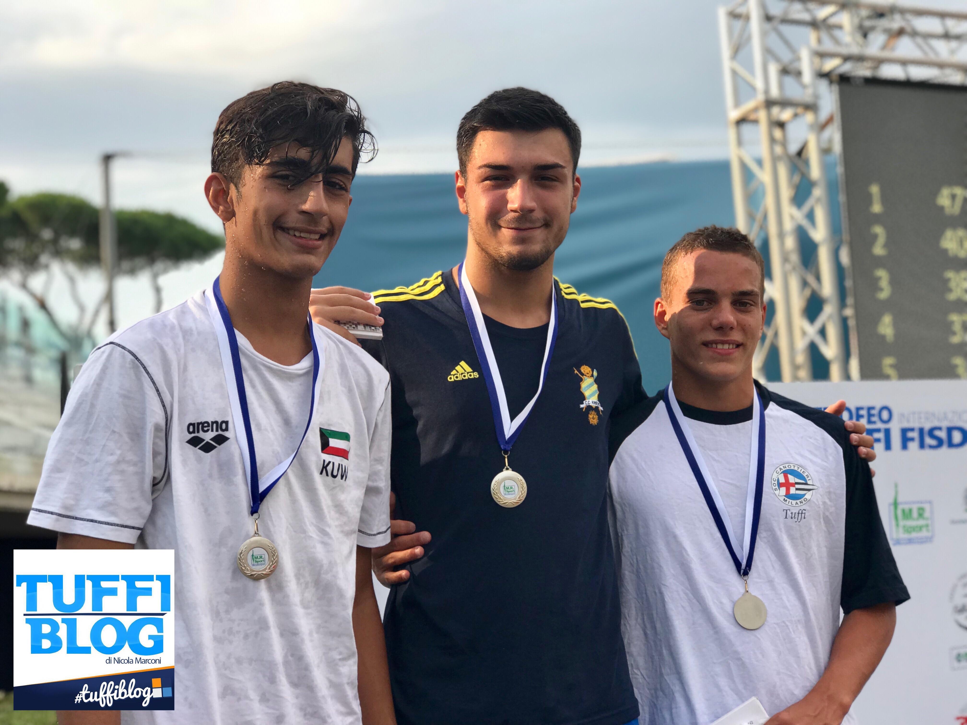 Roma Junior Diving Cup: medaglie d'oro per Di Maria, Olmati, Moneta, Zebochin e Clari!