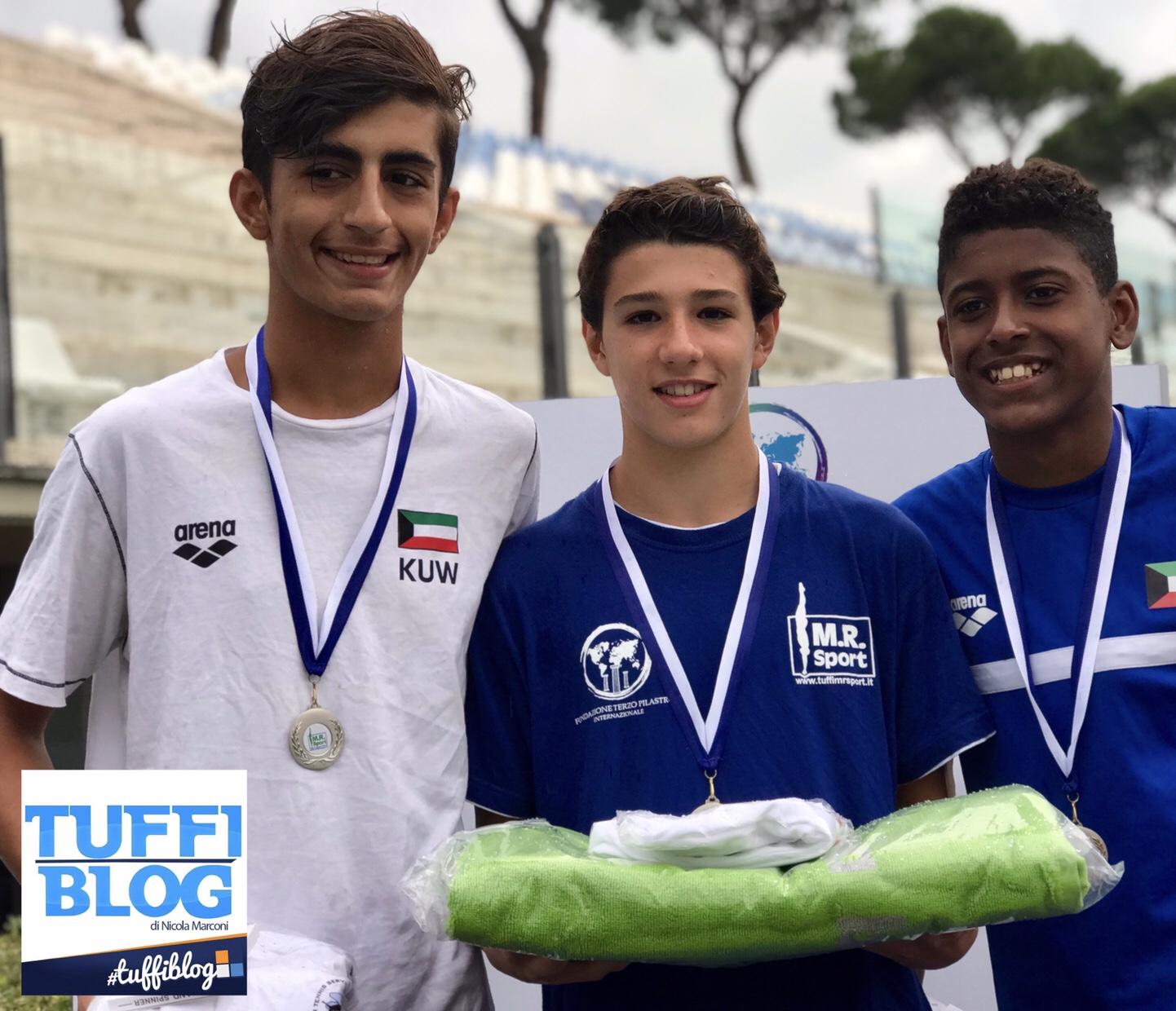 Roma Junior Diving Cup: Centurioni, Alessio e Zannella, a loro gli ultimi ori!