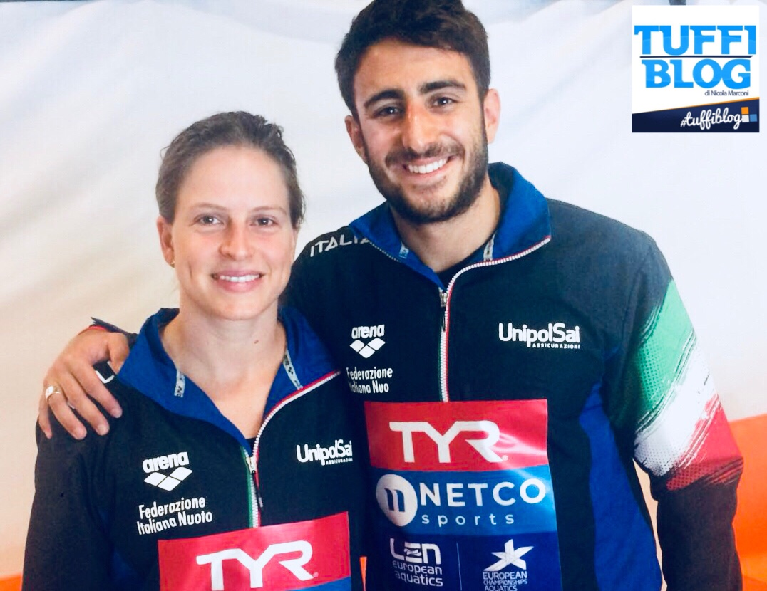 European Championships: Edimburgo - Batki e Tocci quinti nel Team Event
