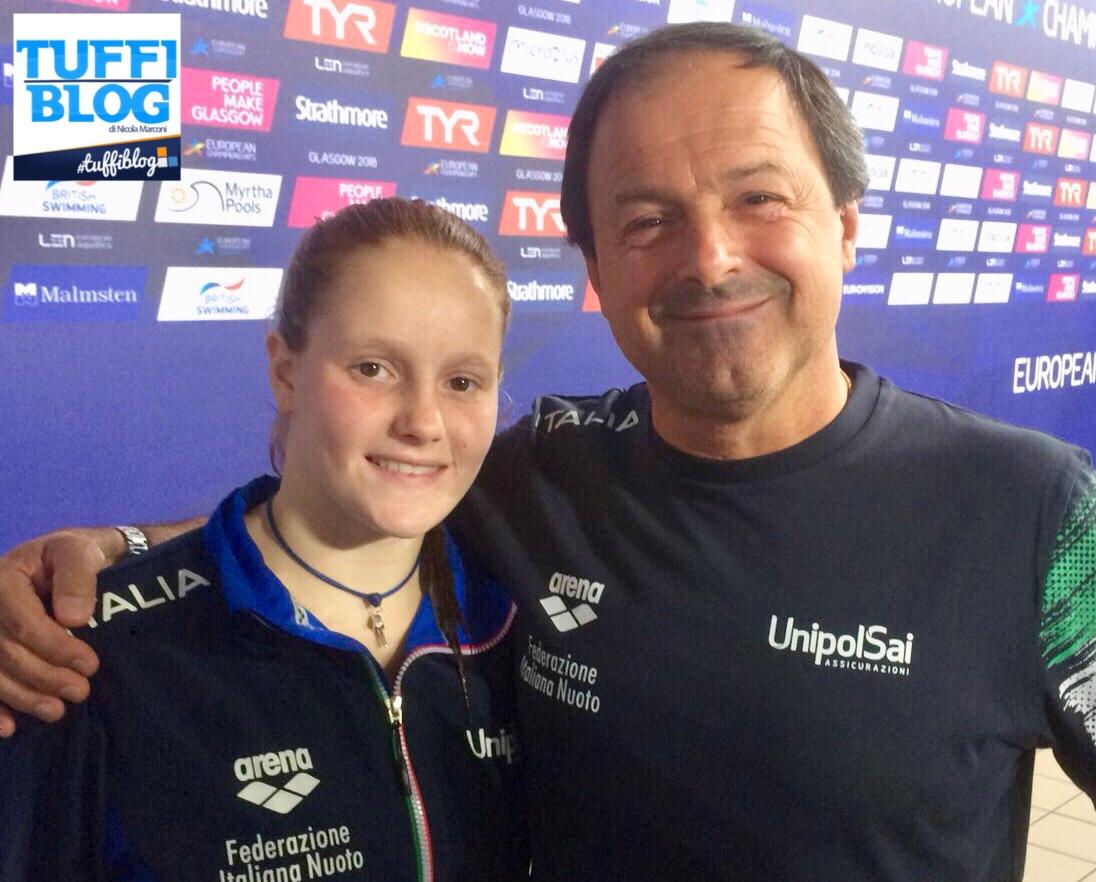 European Championships: Edimburgo - Pellacani settima tra le grandi, Bertocchi KO!
