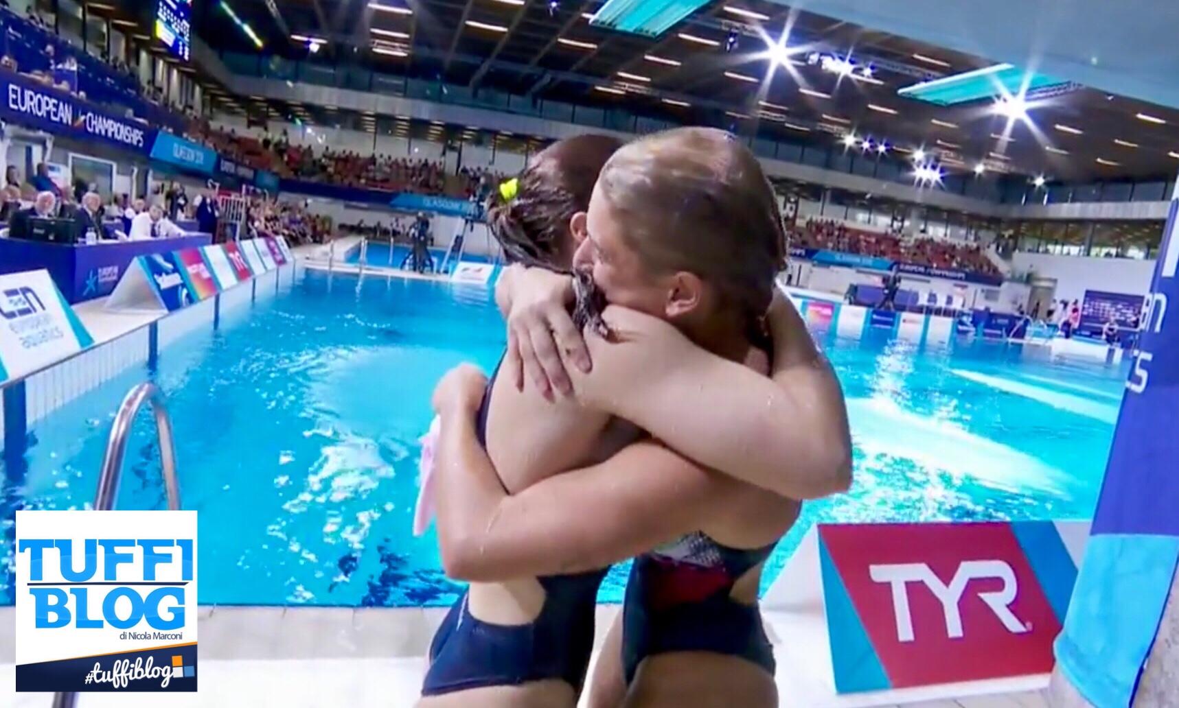 European Championships: Edimburgo - Elena Bertocchi e Chiara Pellacani riportano l'Italia sul gradino piú alto del podio!