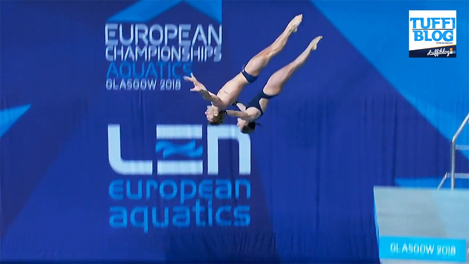 European Championships: Edimburgo – Batki-Verzotto, quarto posto che brucia!