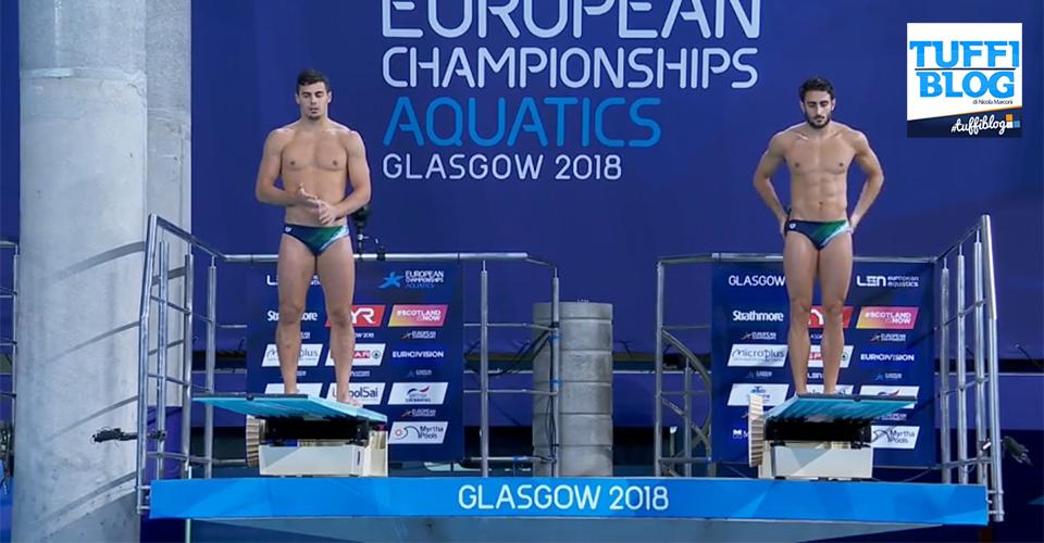 European Championships: Edimburgo – Tocci-Chiarabini, quinto posto e rimpianti