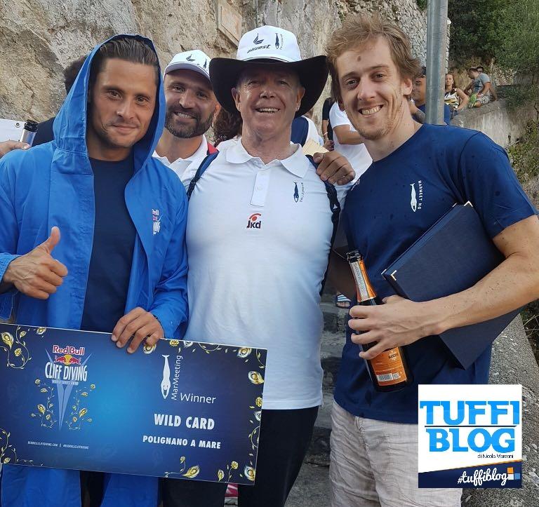 32° Marmeeting: a Furore trionfa LoBue, De Rose settimo, Popovici wild card a Polignano!