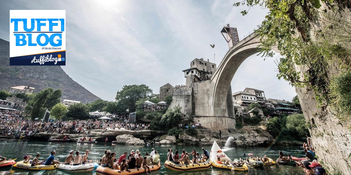 RedBull World Series: Bosnia – Tornano i tuffi dallo Stari Most! Info e programma gare