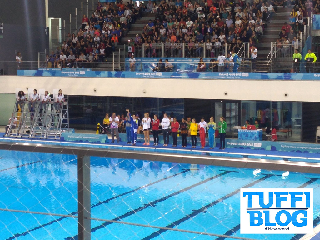 Youth Olympic Games: Buenos Aires – i risultati dell'eliminatoria femminile 10m