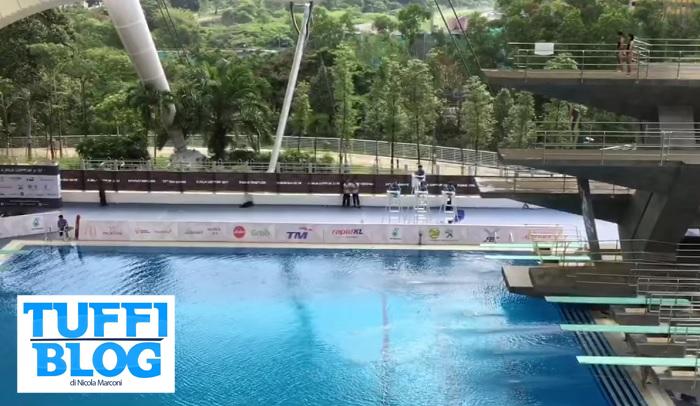 FINA Diving Grand Prix: Kuala Lumpur – info e programma gare