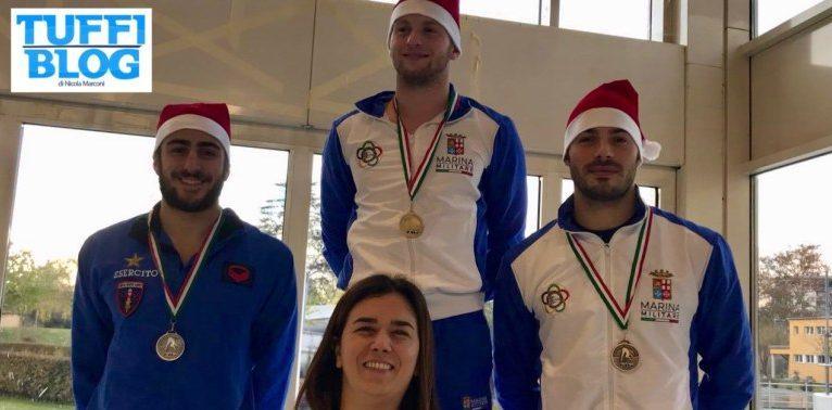 Trofeo di Natale: Bolzano - a Marsaglia, Bertocchi e Belotti le prime medaglie di oggi
