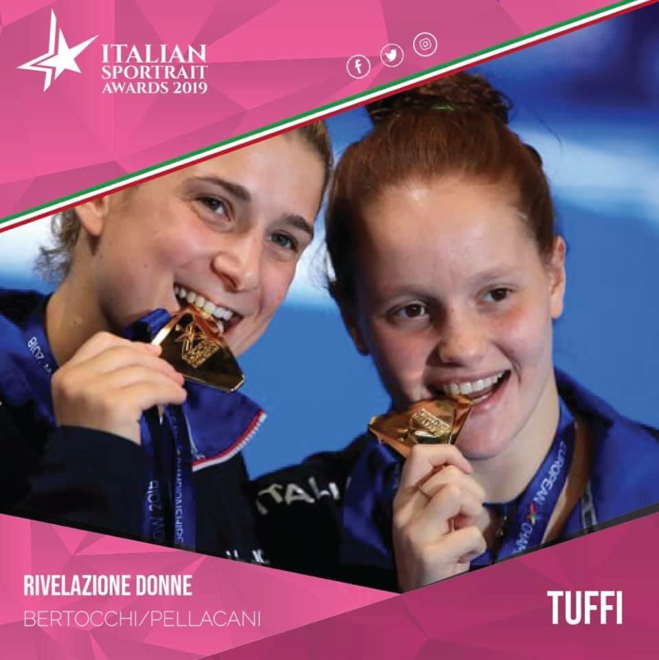 Italian Sportrait Awards: votiamo per Elena Bertocchi e Chiara Pellacani!