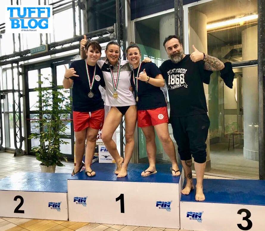 Campionati Italiani Master Indoor: Catania - il secondo giorno di gare.