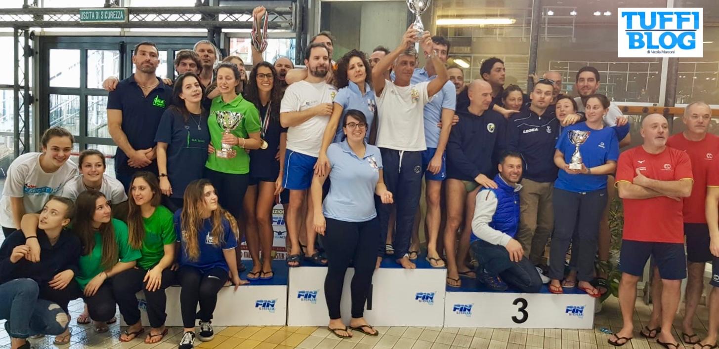 Campionati Italiani Master Indoor: Catania - l'ultimo giorno di gare.