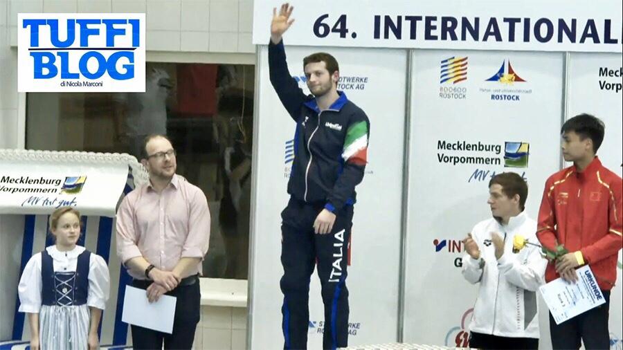 FINA Diving Grand Prix: Rostock – Marsaglia c'è, medaglia d'argento!