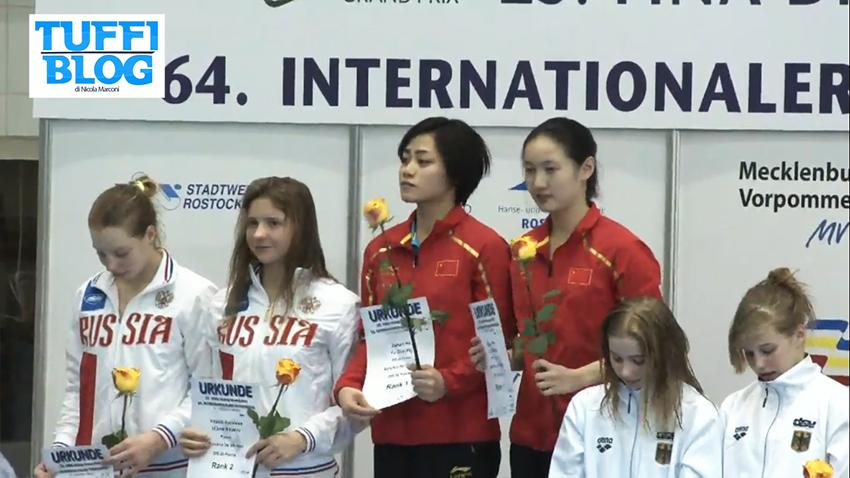 FINA Diving Grand Prix: Rostock - Minibaev vince, terzo il 2005 Sereda, ori sincro a Cina e Ucraina
