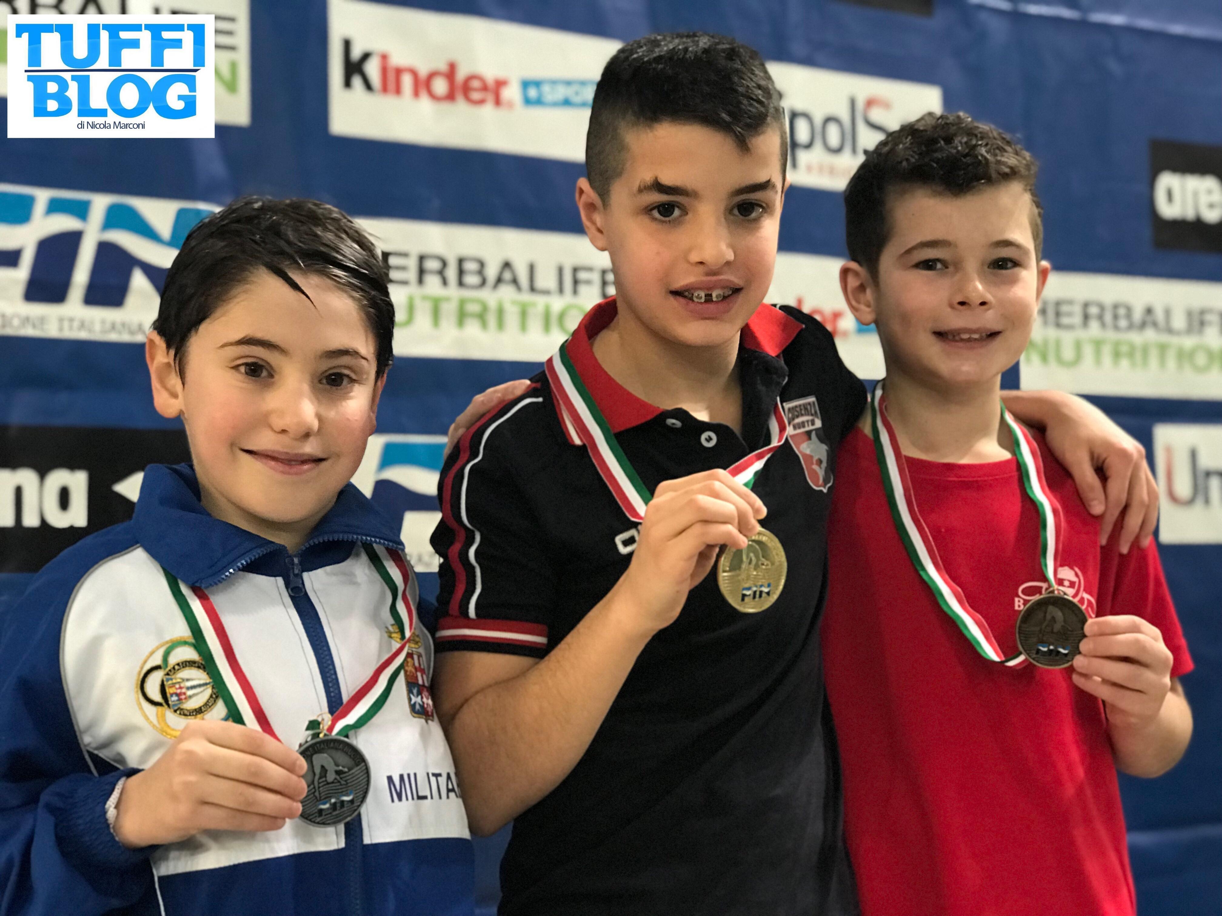 Prima Prova Nazionale Giovanissimi: Trieste - i risultati della seconda mattina di gare