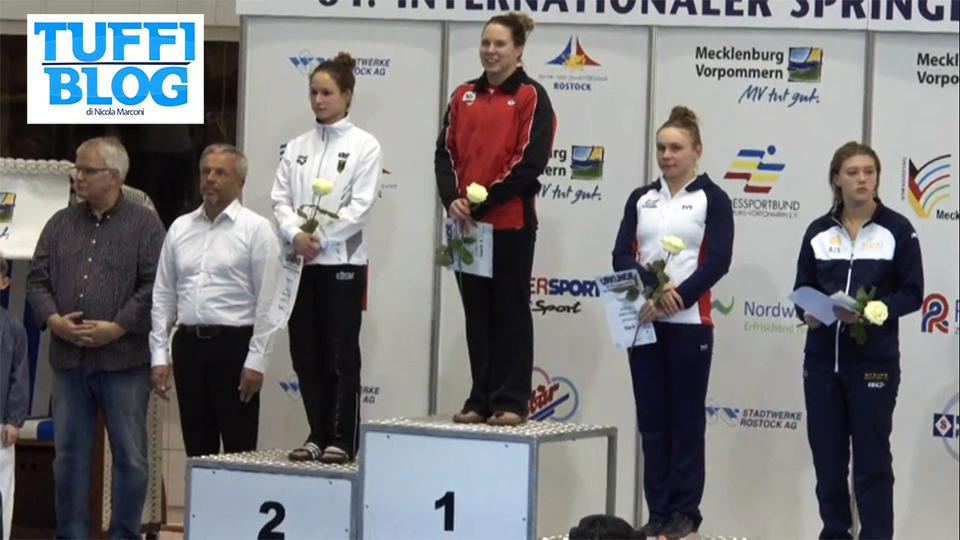 FINA Diving Grand Prix: Rostock - le altre finali di giornata: riscatto Hausding, oro Toth!