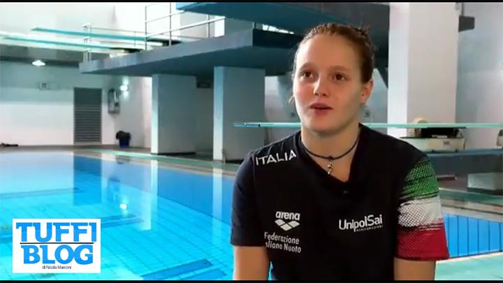 """Pellacani a Sky Sport 24, """"Un oro a scuola"""" tra studio e allenamenti"""