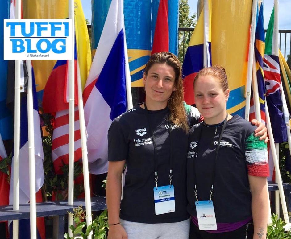 FINA Diving Grand Prix: Stati Uniti - Bertocchi e Pellacani centrano la semifinale.