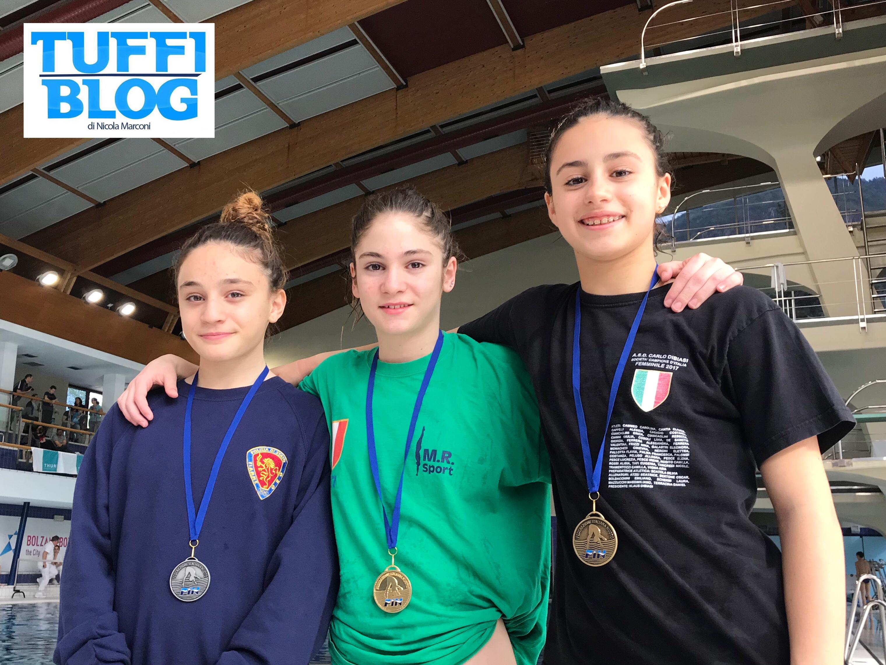 Seconda Prova Nazionale Esordienti: Bolzano - i risultati di venerdì pomeriggio.