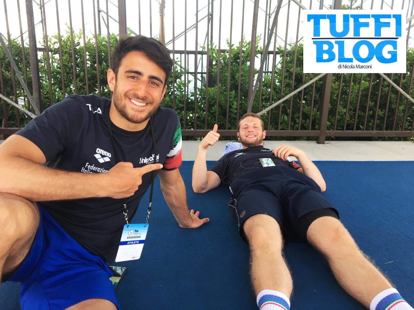 FINA Diving Grand Prix: Stati Uniti - Marsaglia e Batki passano in semifinale, fuori Tocci