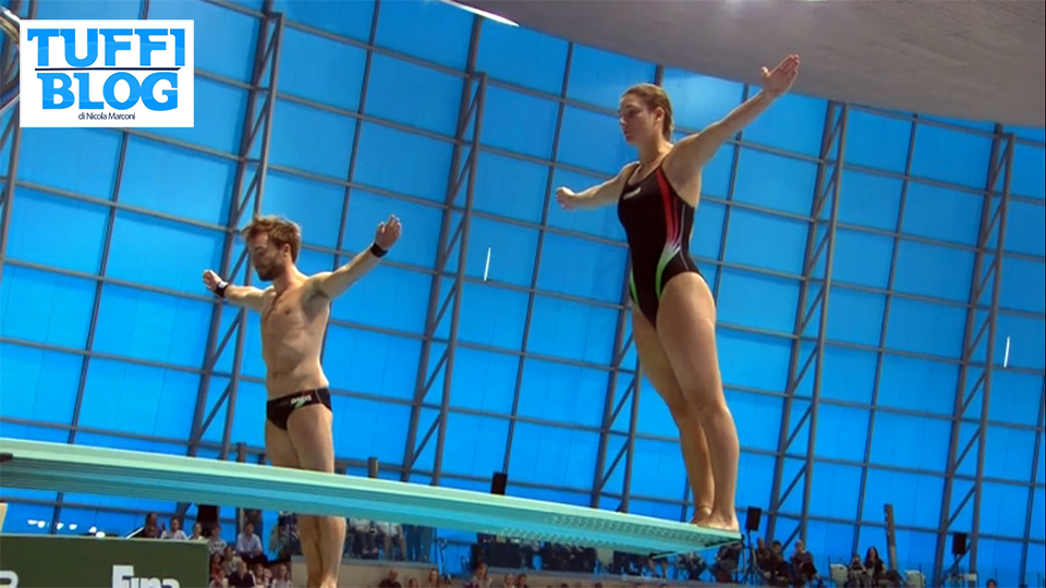 FINA Diving World Series: Londra - Bertocchi-Verzotto sesti, cinesi fuori dal podio!