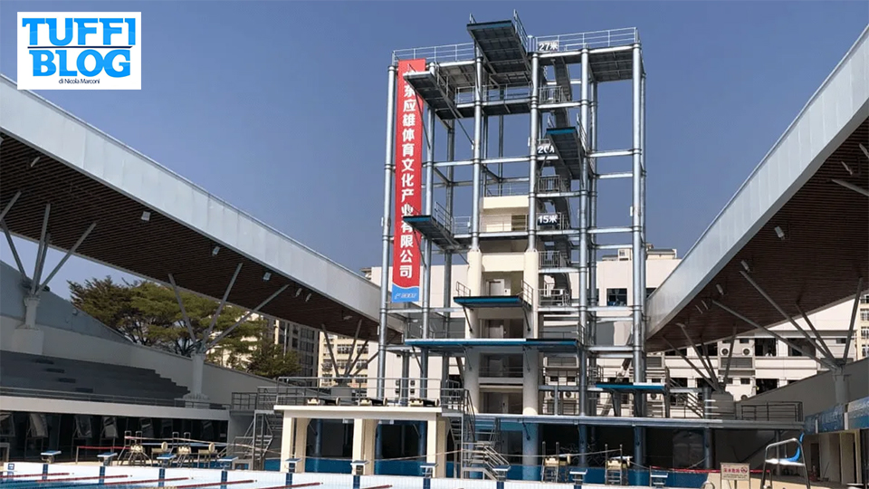 FINA High Diving World Cup: Zhaoqing - Le grandi altezze sbarcano in Cina! Info e programmi gare