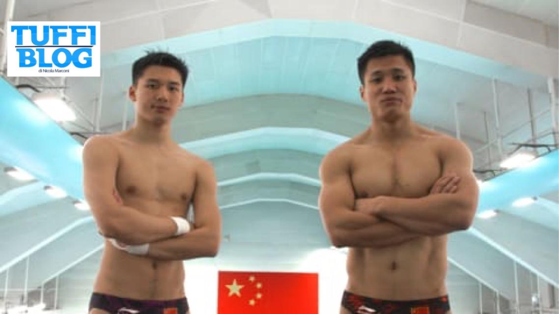 NewSplash: Chen Aisen cambia sport?