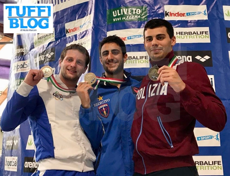 Assoluti Estivi Open: Bolzano - Bilotta e Tocci Campioni d'Italia!