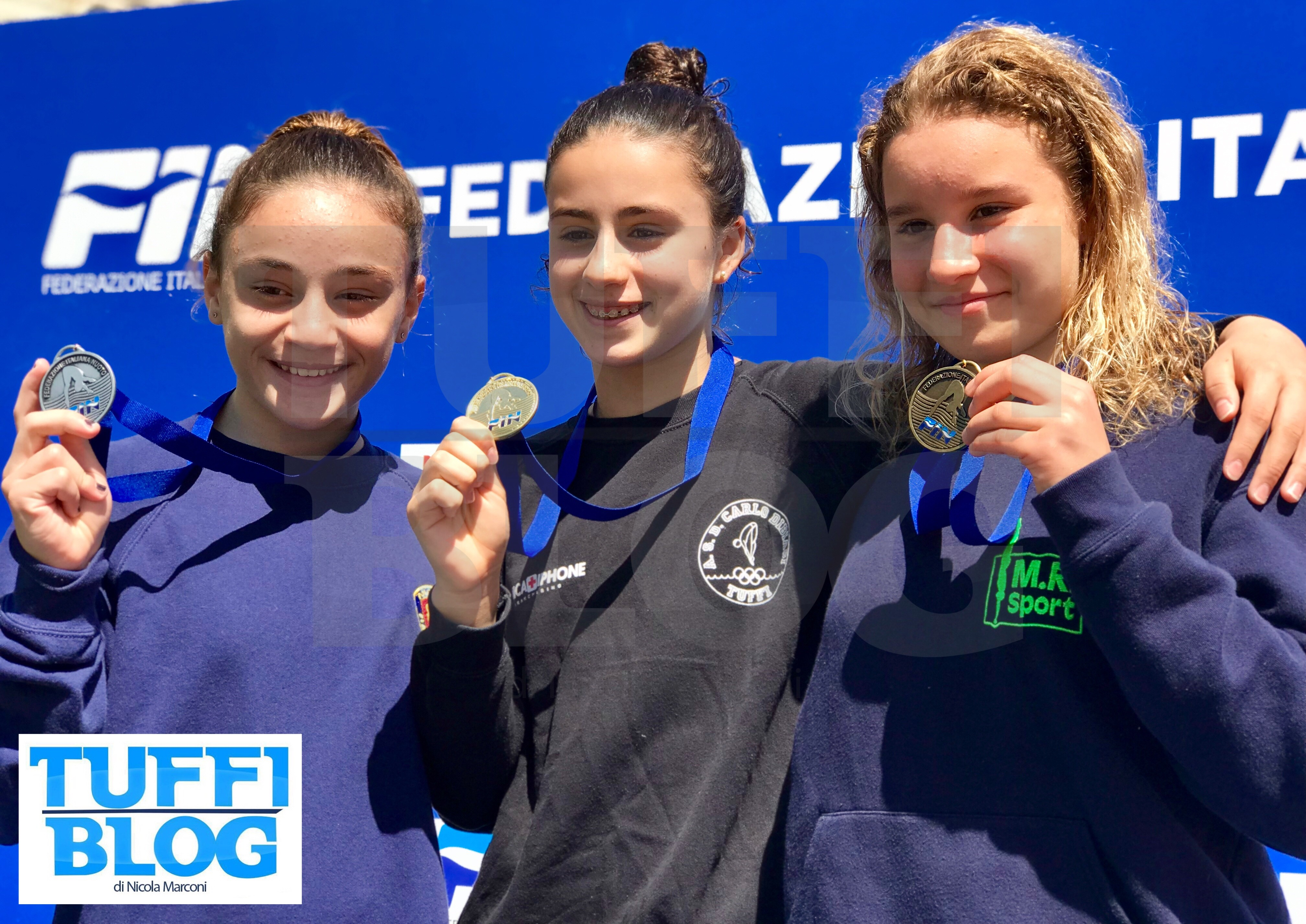GP Atleti Azzurri: Roma - i risultati del venerdì mattina