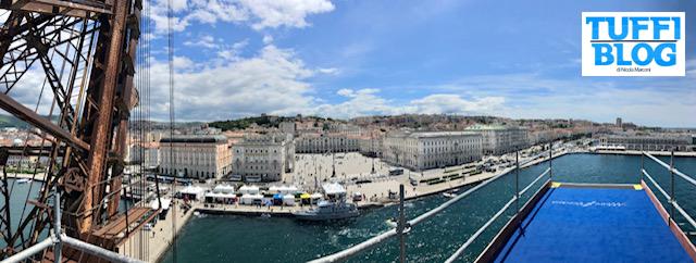 NewSplash: un sabato di grandi altezze... a Trieste!