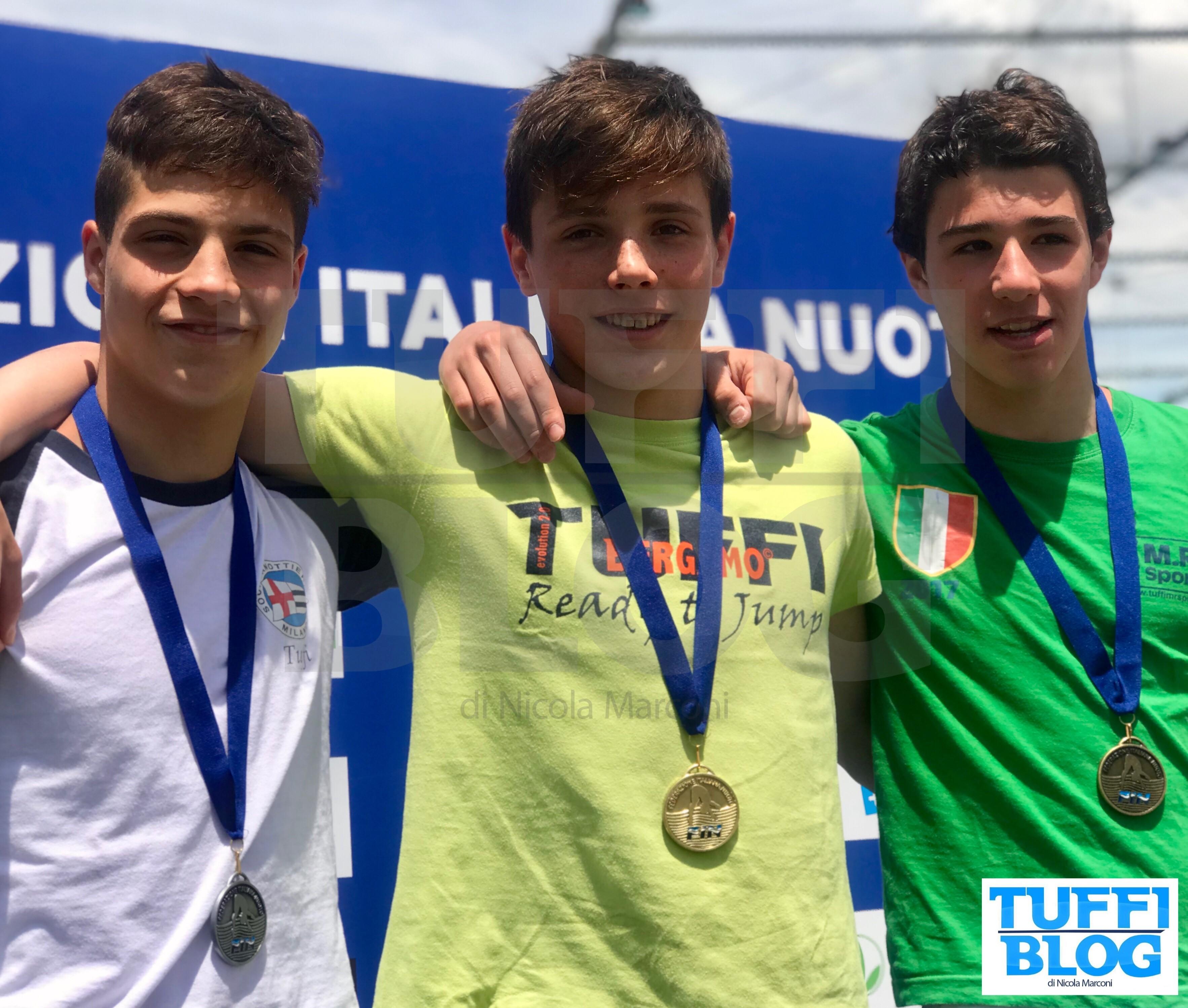 GP Atleti Azzurri: Roma - i risultati di sabato mattina.