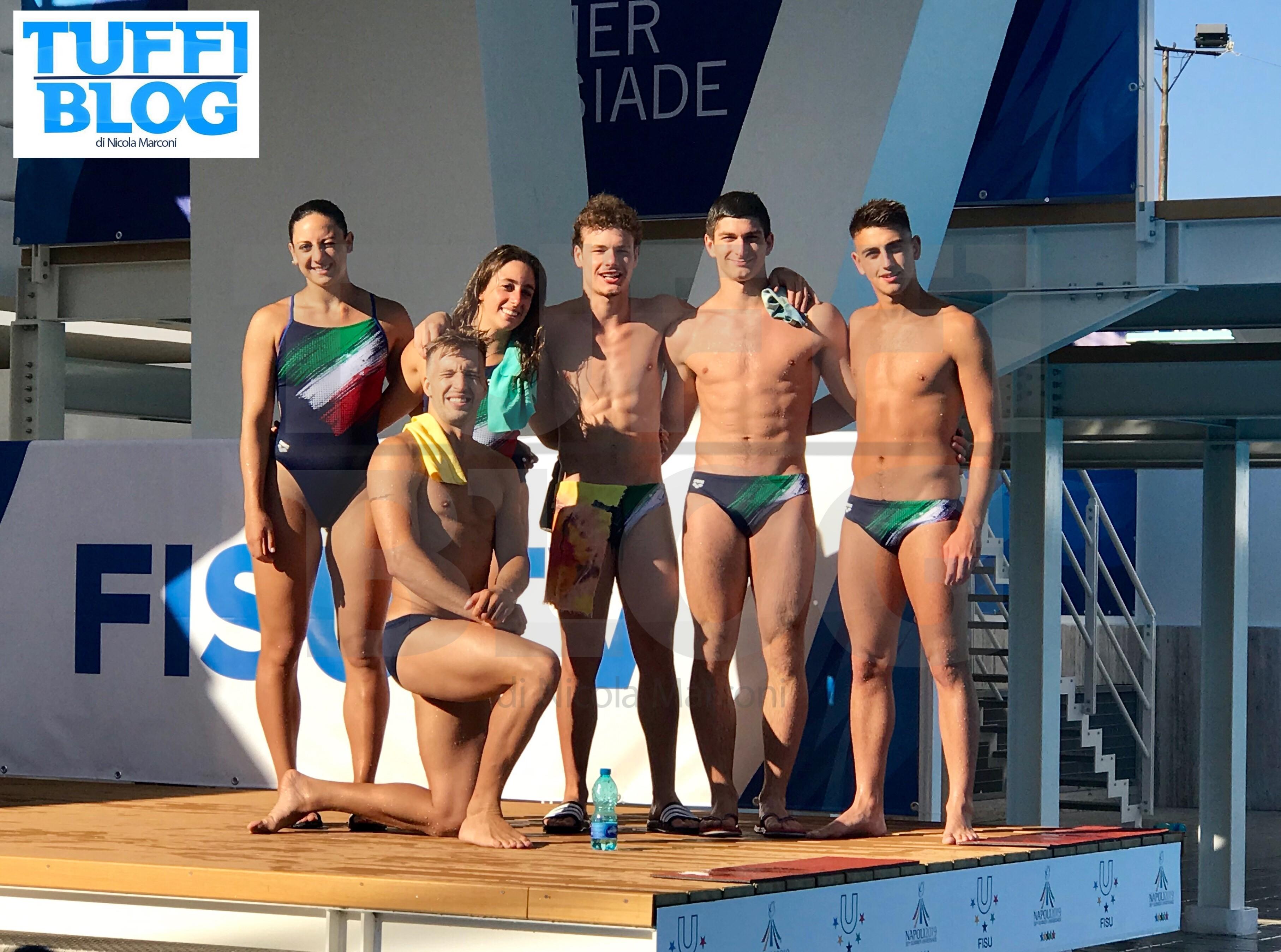 30ª Universiade: Napoli - tutte le informazioni.
