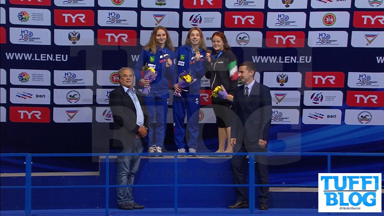 Europei Giovanili: Kazan - Quarta medaglia azzurra, Pellacani rimonta ed è bronzo!