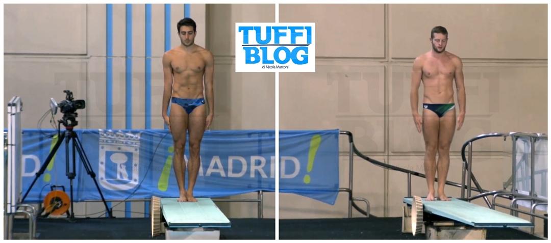 FINA Diving GP: Madrid – Tocci e Marsaglia ok, ci saranno due azzurri in finale!