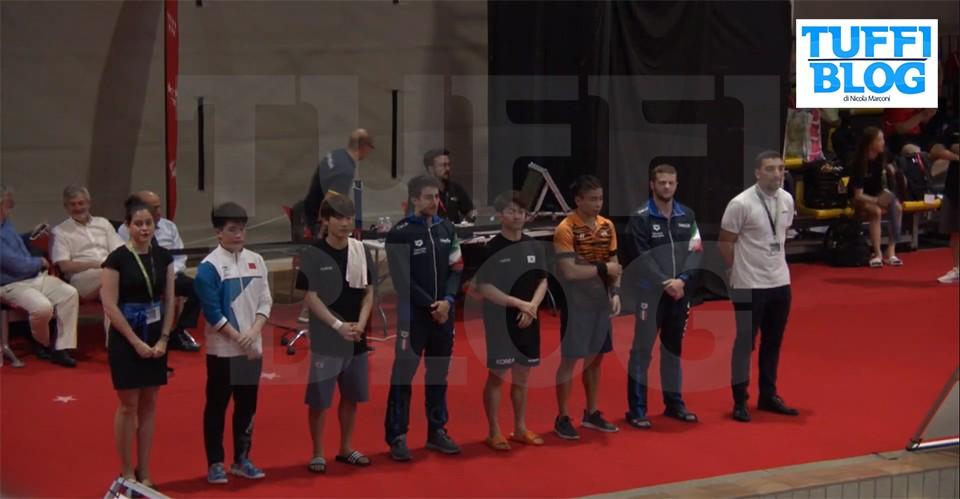 FINA Diving GP: Madrid - la medaglia per Tocci sfuma per 5 centesimi! Marsaglia quinto